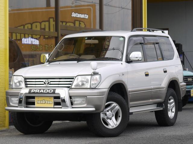 トヨタ TX ブラウン内装 ルーフレール