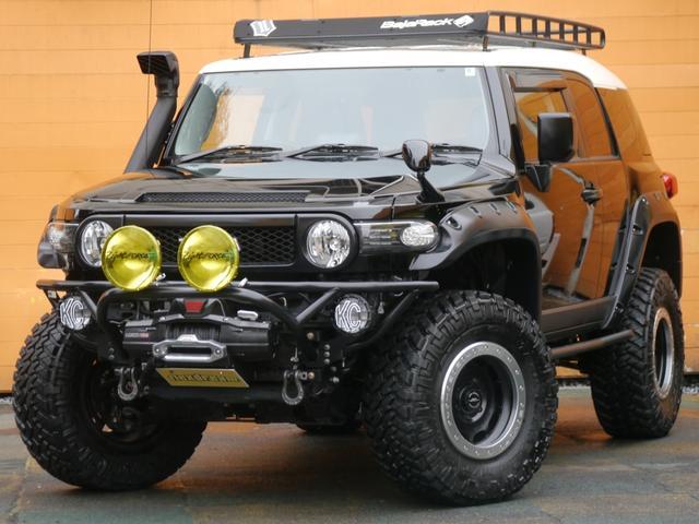 トヨタ ブラックカラーPKG 6インチアップ