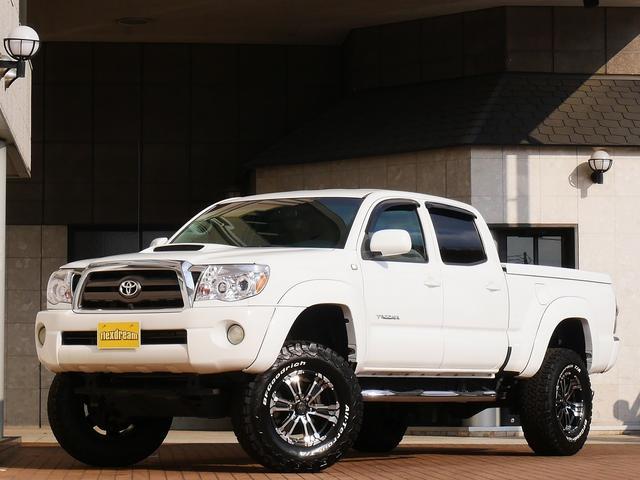 米国トヨタ 新並 ダブルキャブ ロングベッド 4WD TRDスポーツ