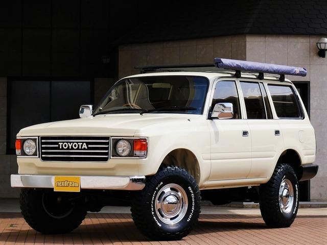 トヨタ VX-LTD ディーゼルターボ ペンドルトン ベッドキット