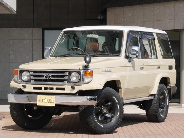 ランドクルーザー70(トヨタ) ZX 中古車画像