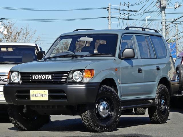 トヨタ TX-LTD 8人乗り 2.7L