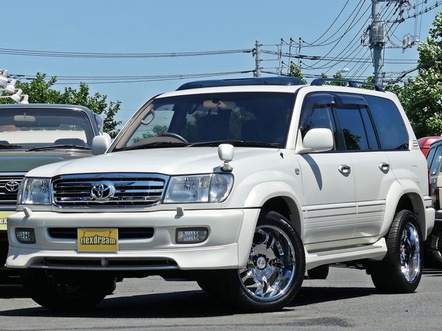 トヨタ VX-LTD・Gセレクション 20インチアルミ付き