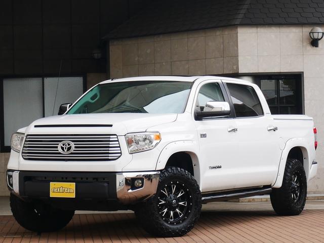 米国トヨタ クルーマックス4WD リミテッド新並フルセグナビ サンルーフ