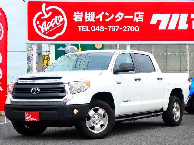 米国トヨタ 新並4WD地デジナビ トノカバー 18インチアルミ