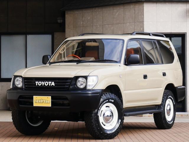 トヨタ TX-LTD 2.7L 最終型 茶内装 コーデュロイ