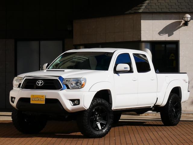 米国トヨタ 新並 TRDスポーツ 4WD ダブルキャブ ロングベッド
