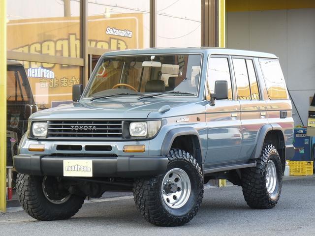 ランドクルーザープラド(トヨタ) SXワイド 中古車画像