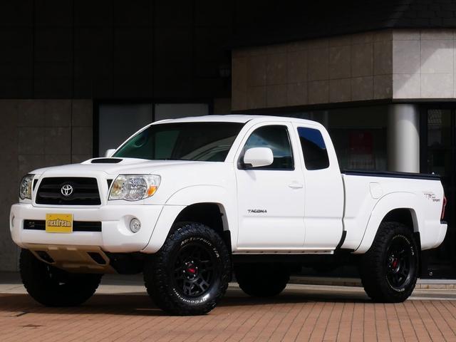 米国トヨタ 新車並行 4WD TRDスポーツ リフトUP フルセグナビ