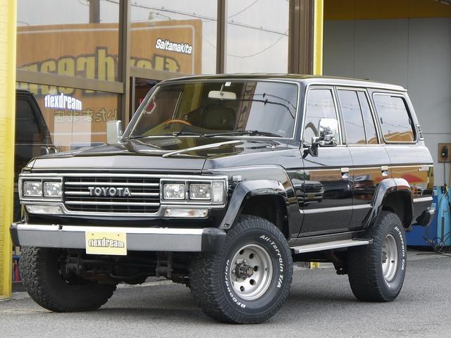 トヨタ VX ロールーフ換装 オールペイント・ブラック