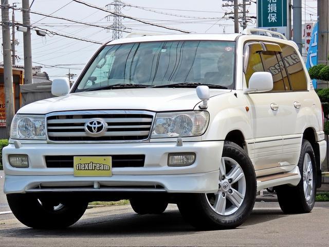 トヨタ VX-LTD Gセレ エアロコンプリート ルーフレール同色P