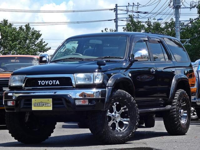 トヨタ SSR-V ブラックナビゲーター 新品タイヤ4本 ナビ付き