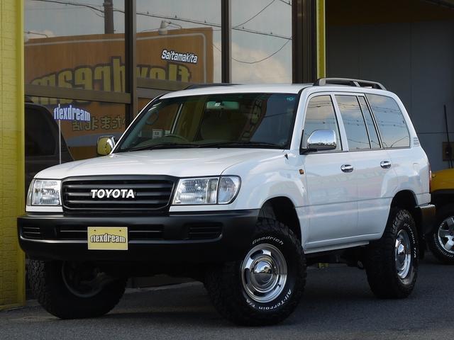 トヨタ VX-LTD オールペイント・ホワイト