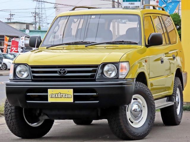 ランドクルーザープラド(トヨタ) TZ 中古車画像