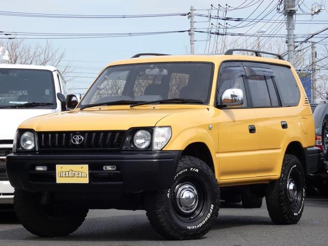 ランドクルーザープラド(トヨタ) TX 中古車画像
