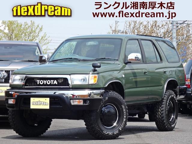 トヨタ SSR-X Vセレクション ナローボディースタイル アルミ MTタイヤ フェンダーアーチモール リフトアップ クラシックスタイルグリルなど