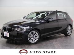 BMW116i Mスポーツ 純正HDDナビ キセノン ETC