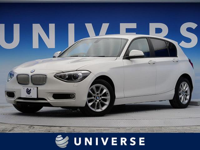 BMW 116i スタイル パーキングサポートPKG 純正HDD