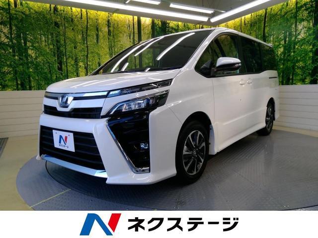 トヨタ ZS 新車未登録 セーフティセンス