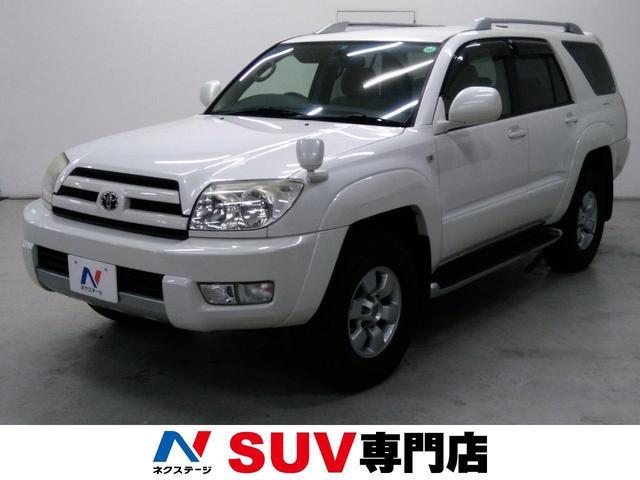トヨタ SSR-X 純正ナビ ルーフレール バックカメラ 4WD
