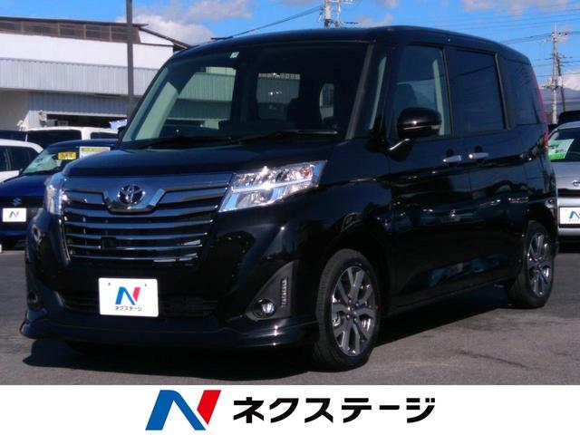 トヨタ カスタムG-T ターボ スマートアシストII 登録済未使用車