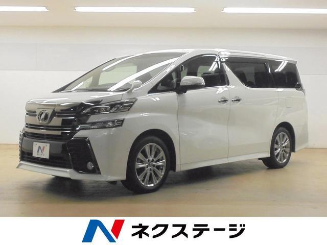 トヨタ 2.5Z Aエディション 社外10型ナビ 両側パワスラ