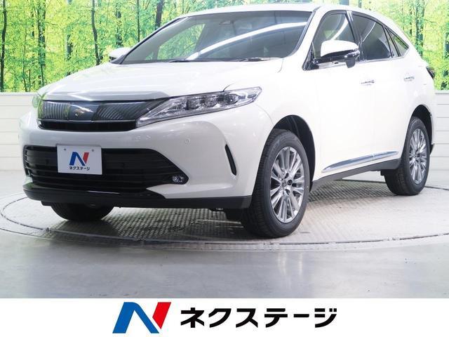 トヨタ プレミアム 新車未登録車 衝突軽減装置