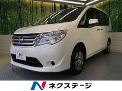セレナ20X Vセレクション+セーフティ 純正SDナビ 4WD