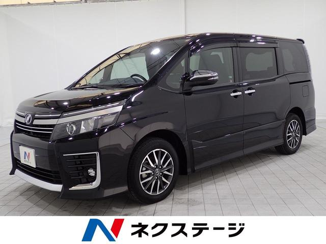 トヨタ ZS 煌II ワンオーナー 新品ナビ付 セーフティセンスC
