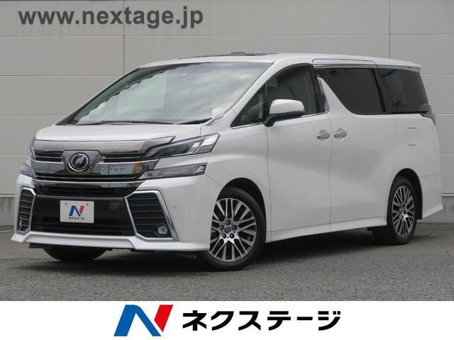 トヨタ 2.5Z Gエディション 社外10型SDナビ サンルーフ