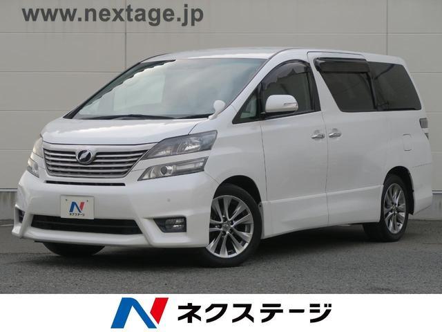 トヨタ 2.4Z プラチナセレクションII 社外HDDナビ フルセグ
