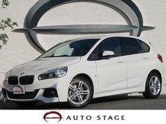 BMW218dアクティブツアラー Mスポーツ 純正HDDナビ