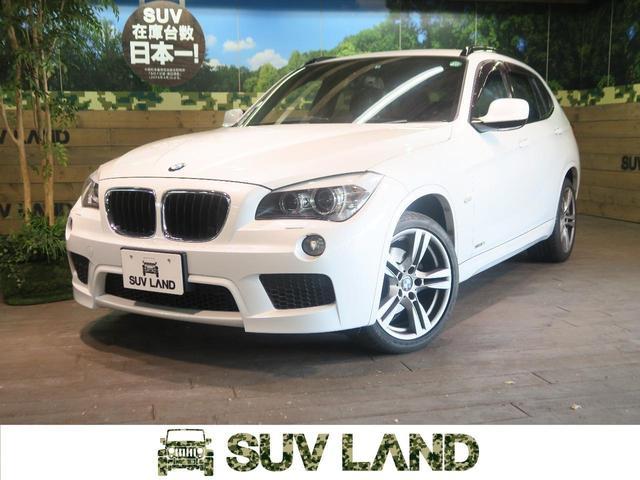BMW sDrive 18i Mスポーツパッケージ 純正HDDナビ