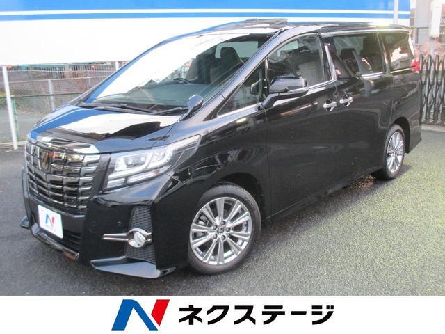 トヨタ 2.5S Aパッケージ タイプブラック アルパイン9型ナビ