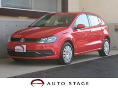 VW ポロTSIコンフォートライン 1オーナー 禁煙車 ナビ ETC