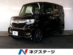 N BOXカスタムG・EXホンダセンシング 4WD 電動スライドドア