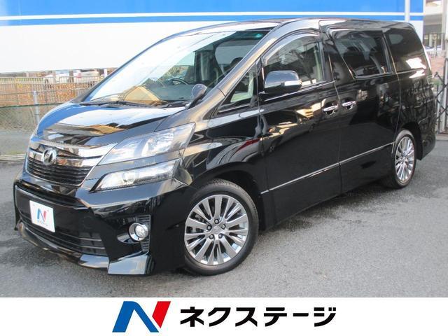 トヨタ 2.4Z ゴールデンアイズII アルパイン10型SDナビ