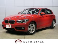 BMW118d スポーツ HDDナビ 専用シート ETC
