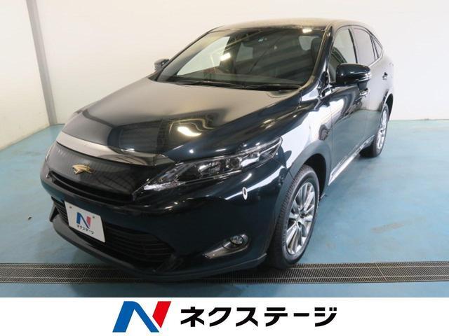 トヨタ プレミアム 4WD 革シート 純正SDナビ シートヒーター