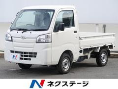 ハイゼットトラックスタンダード 5速MT 4WD エアコン