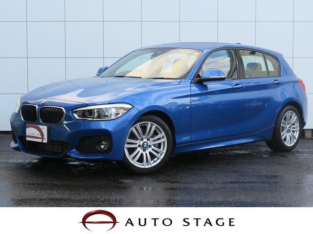 BMW 118i Mスポーツ 純正HDDナビ 登録済未使車 クルコン