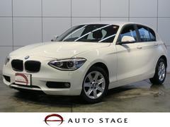 BMW116i 純正ナビ 純正16インチアルミ キセノン ETC