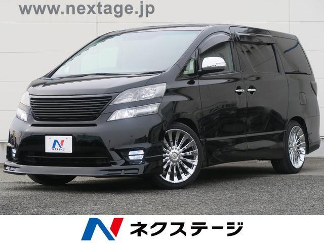 トヨタ 2.4Z プラチナムセレクション 純正8型HDDナビ