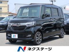 N BOXカスタムG・EXホンダセンシング 届出済未使用車 4WD