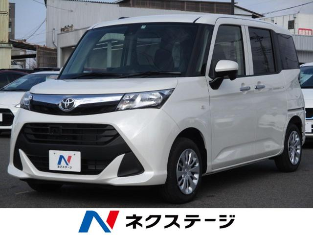 トヨタ X 登録済未使用車 スマートアシストII 電動スライドドア