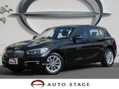 BMW118d スタイル 純正HDDナビ 衝突軽減 LEDヘッド