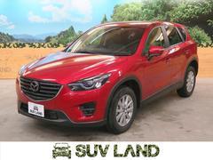 CX−5XD Lパッケージ 4WD 登録済未使用車 純正SDナビ