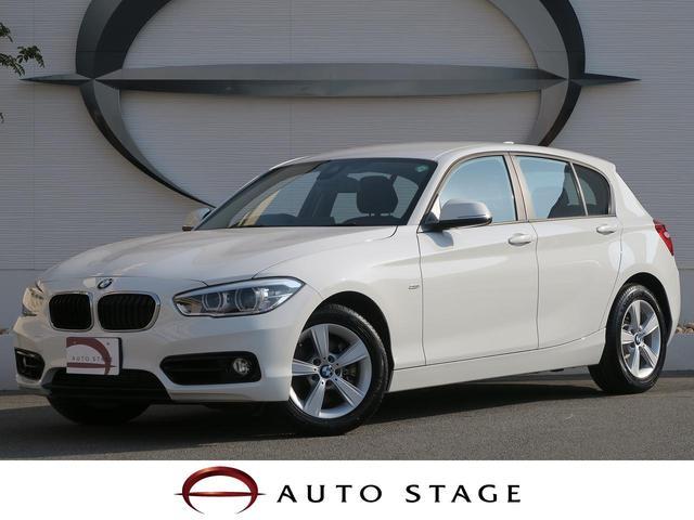 BMW 118d スポーツ 純正HDDナビ LEDヘッド 衝突軽減