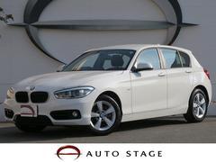 BMW118d スポーツ 純正HDDナビ LEDヘッド 衝突軽減