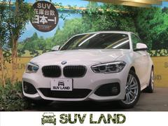 BMW118d Mスポーツ 純正HDDナビ ワンオーナー 禁煙車